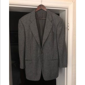 Giorgio Armani Black Label Cashmere Sport Coat